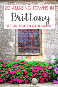 20 Amazing Villages in Off the Beaten Path Brittany