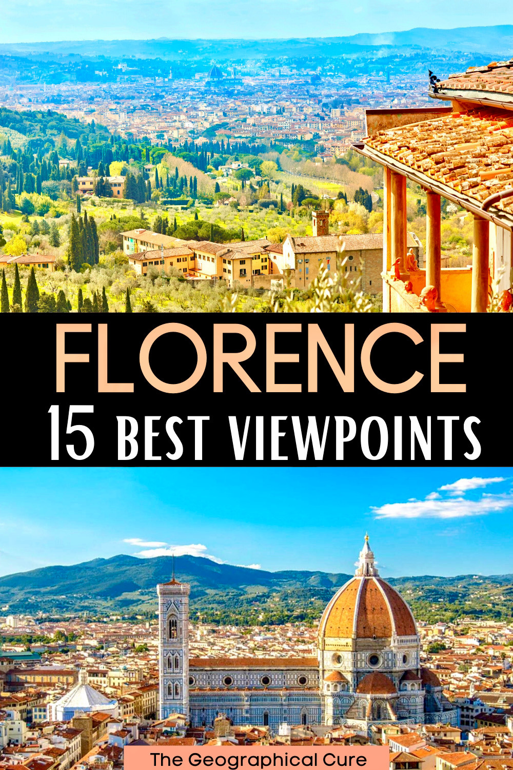 guide to the best viewpoints in Florence Italy