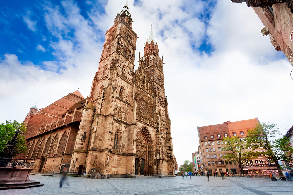 St. Lorenz Church in Nuremburg