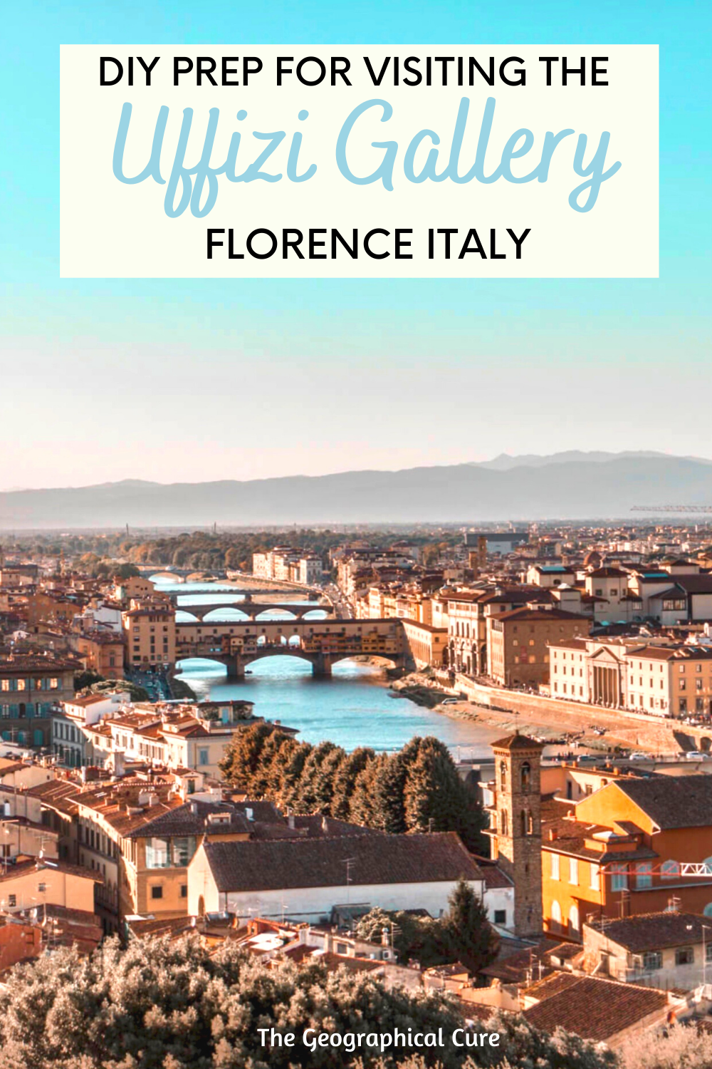 Tips for Preparing for a Visit to Florence's Amazing Uffizi Gallery