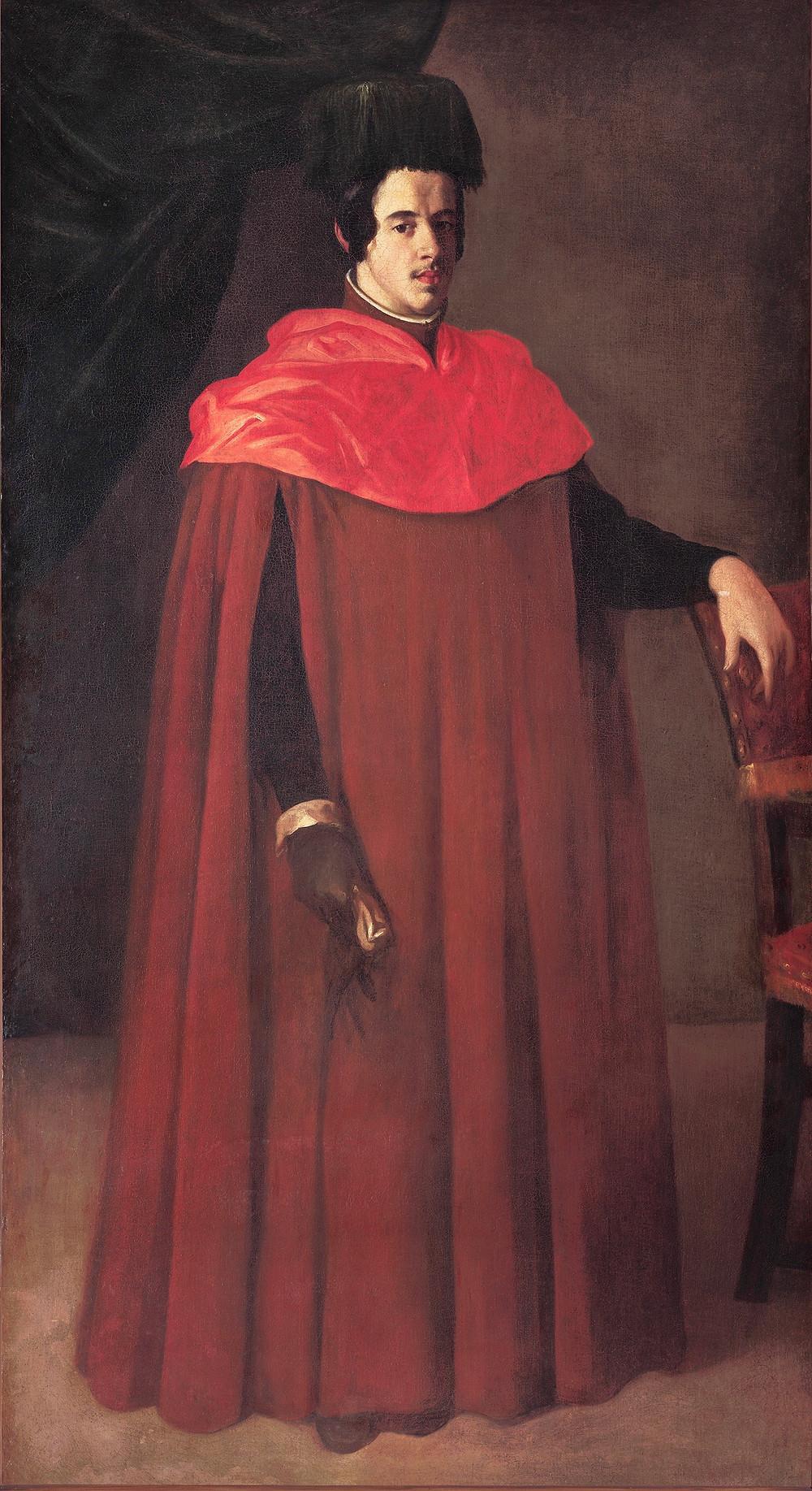 Francisco Zubaran, A Doctor of Law, 1635