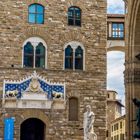 Florence's Outdoor Art: Guide To the Statues of the Piazza della Signoria