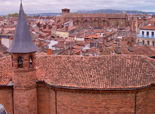 13 Reasons To Fall In Love With Toulouse France, La Ville Rose