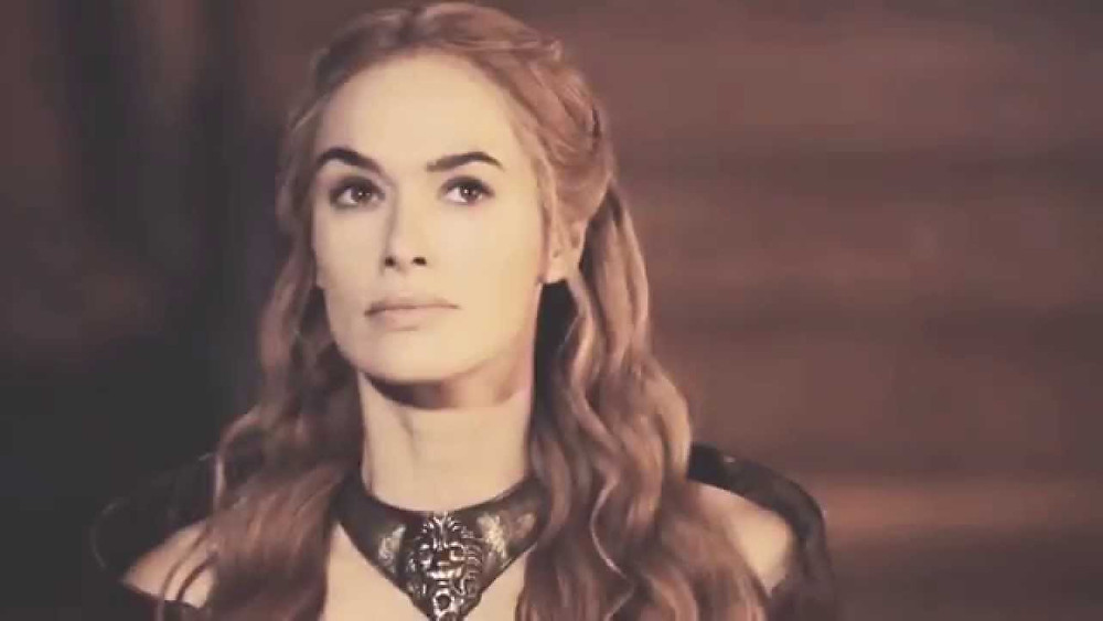 "Cersei declares herself  a ""lionesss"""