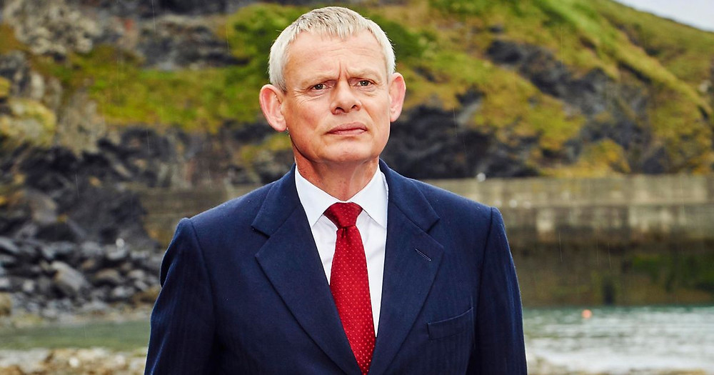 Martin Clunes stars as the title character, Doc Martin
