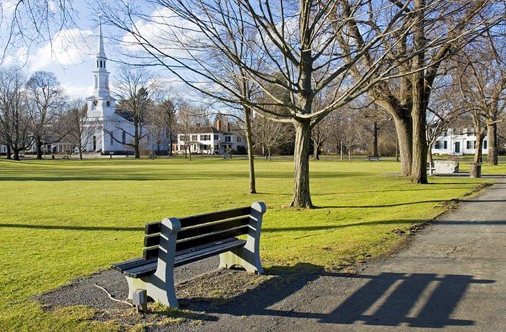 historic town of Lexington