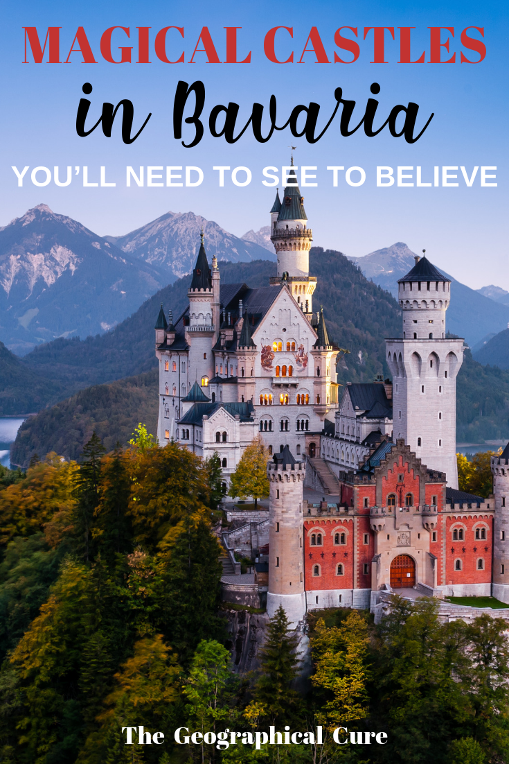 Magical Castles in Bavaria