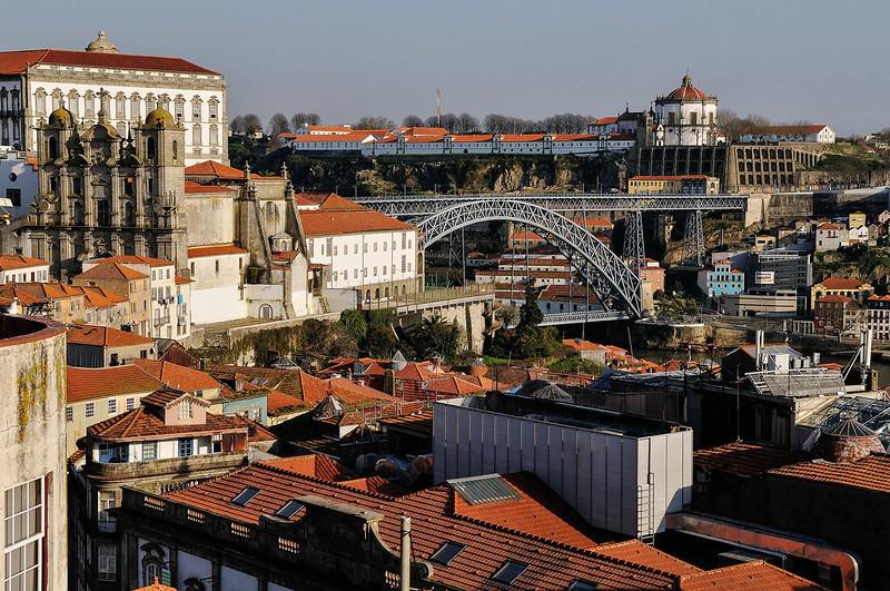 view from the Miradouro da Vitoria