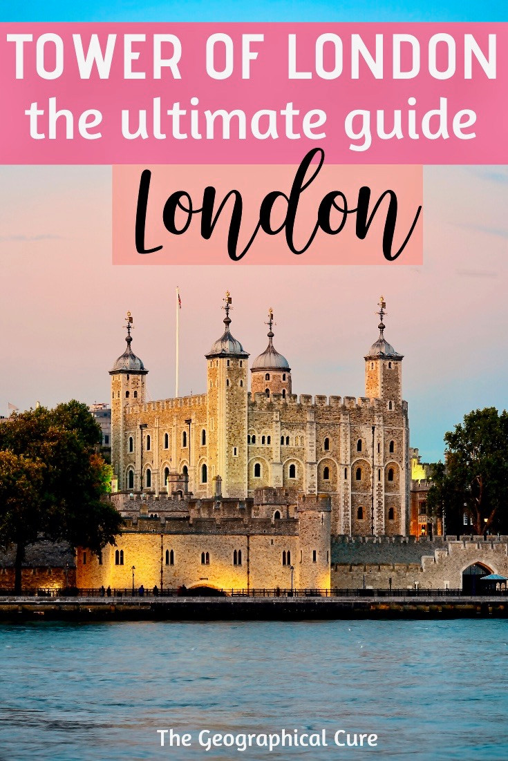 the ultimate guide to the Tower of Long in London England