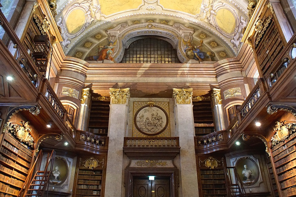 State Hall of the National Library of Austria