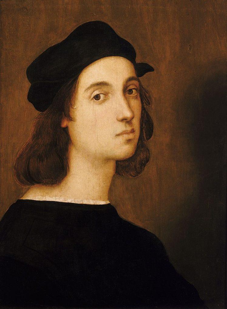 Raphael, Self Portrait, 1506