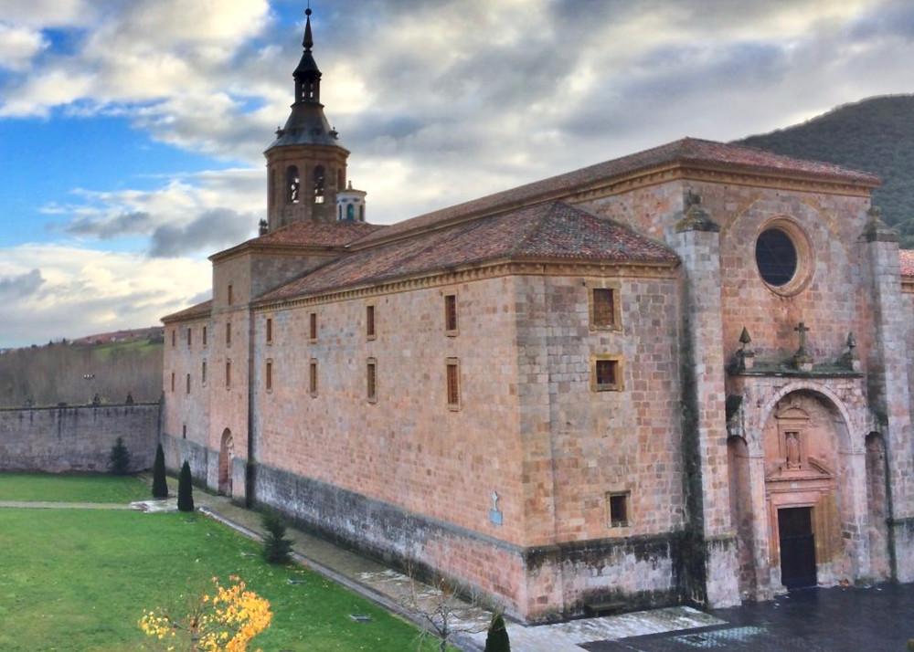 Suso Monastery in San Millan