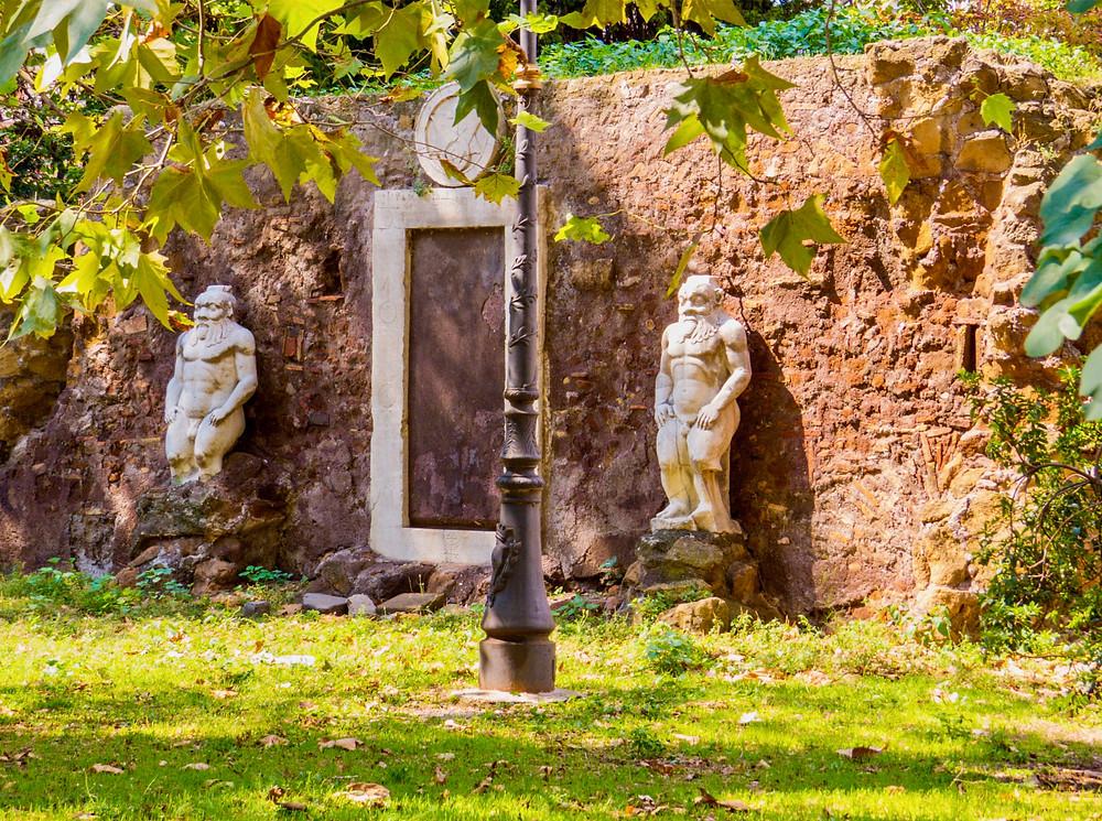 Rome's Magic Door, a rare existing alchemy site