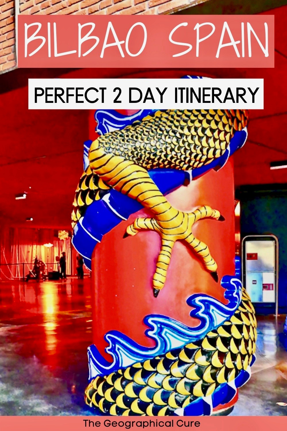 Perfect 2 Day Itinerary for Bilbao Spain