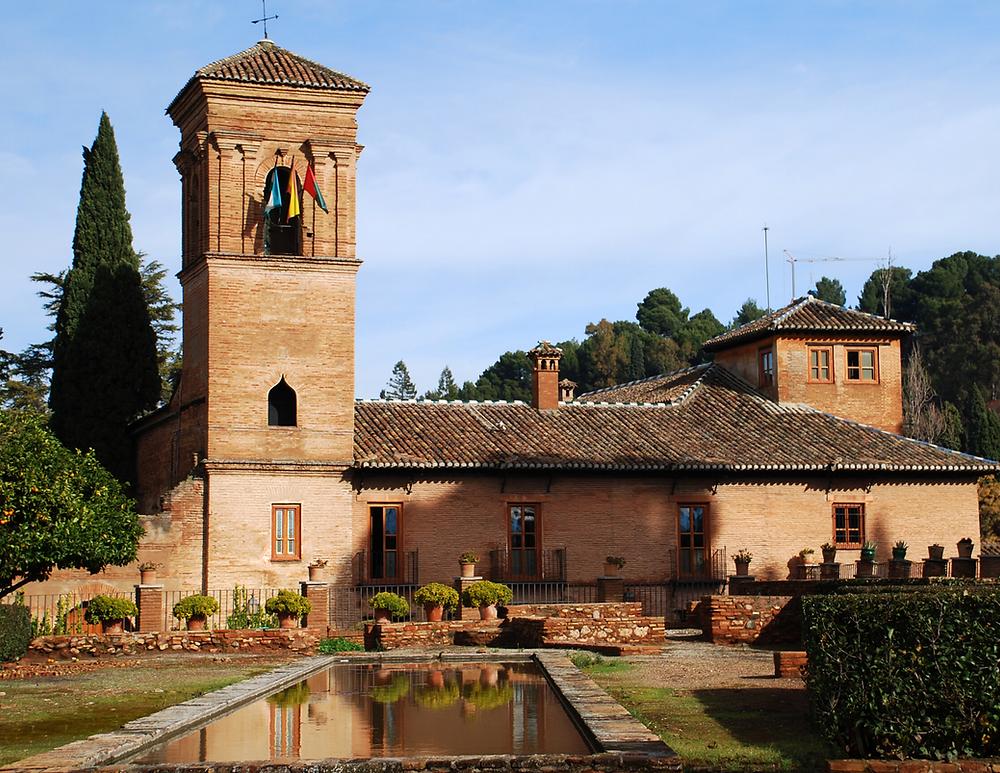 Parador de Granada San Francisco, the chapel where King Ferdinand and Queen Isabella were initially buried