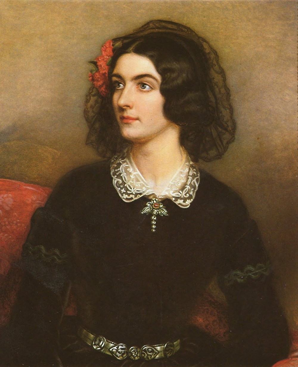 Lola Montez, King Ludwig's lover and the woman for whom he abdicated the throne