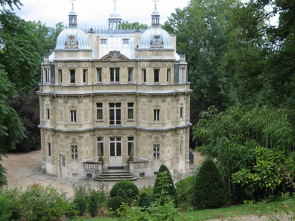Dumas' gaudy and expensive pleasure palace outside Paris, that he named The Chateau de Monte Cristo