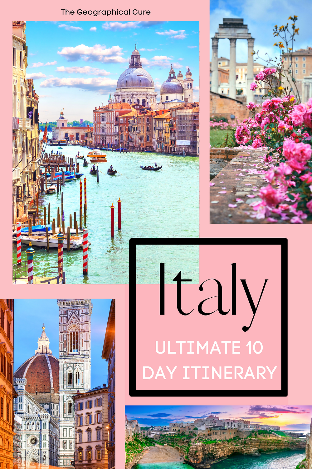 The Best of Italy in 10 Days