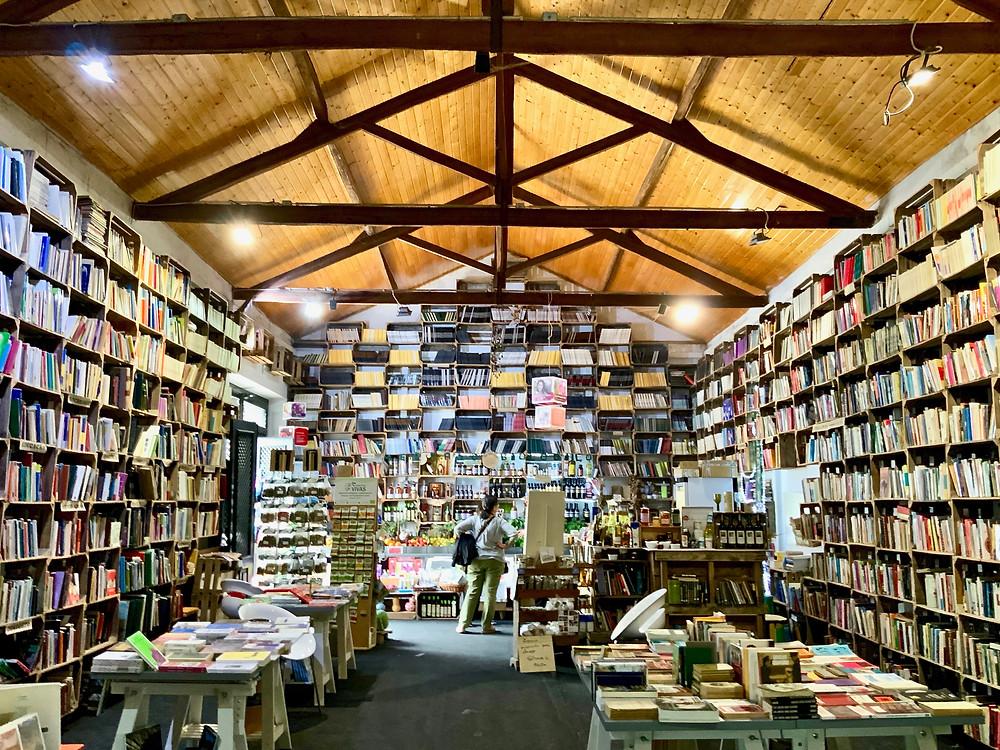 Livraria do Mercado in Obidos
