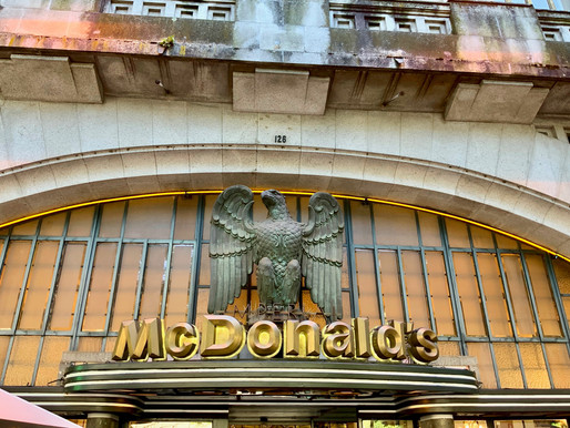 There's a Beautiful McDonalds in the World
