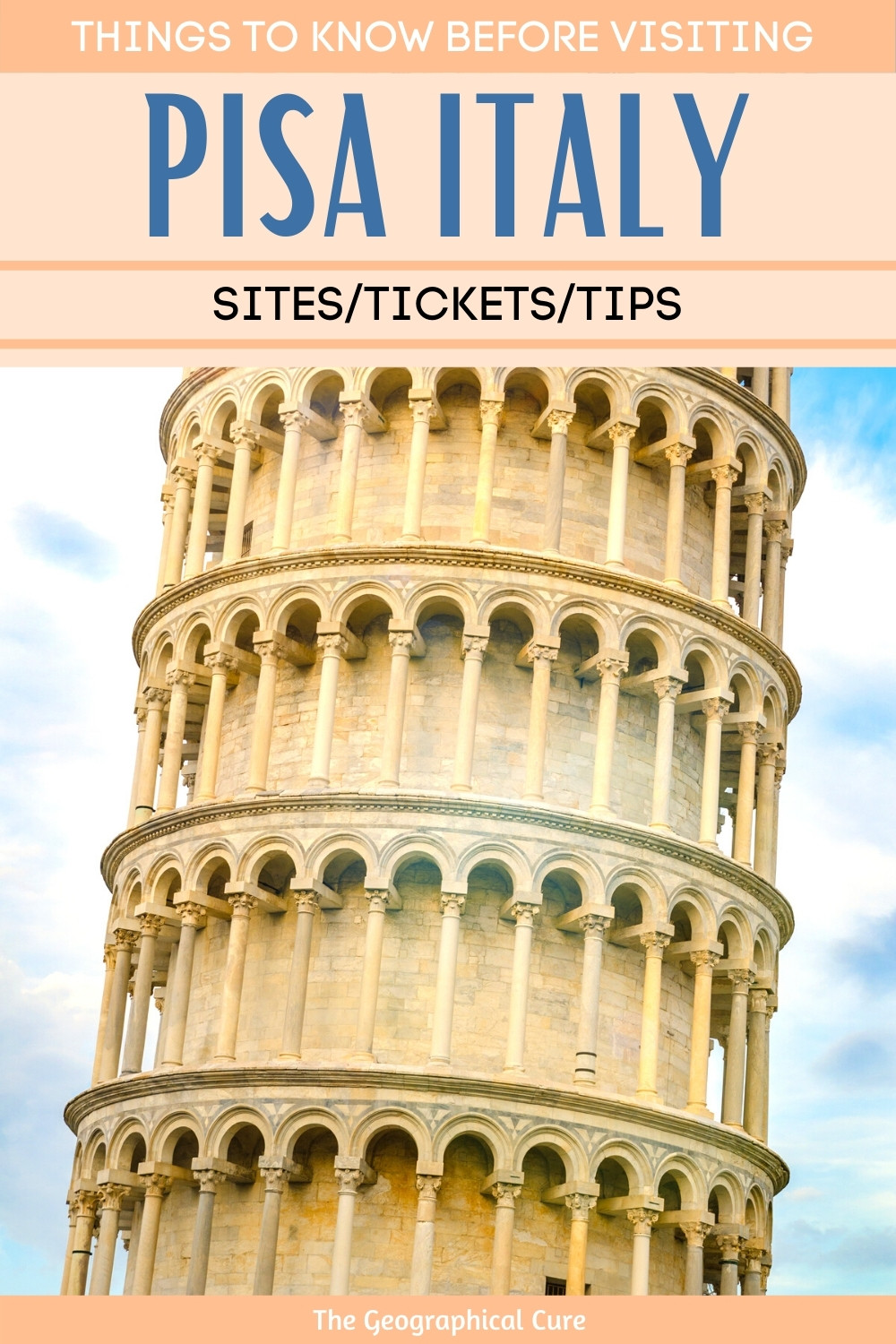 Must Know Tips for Visiting Pisa Italy