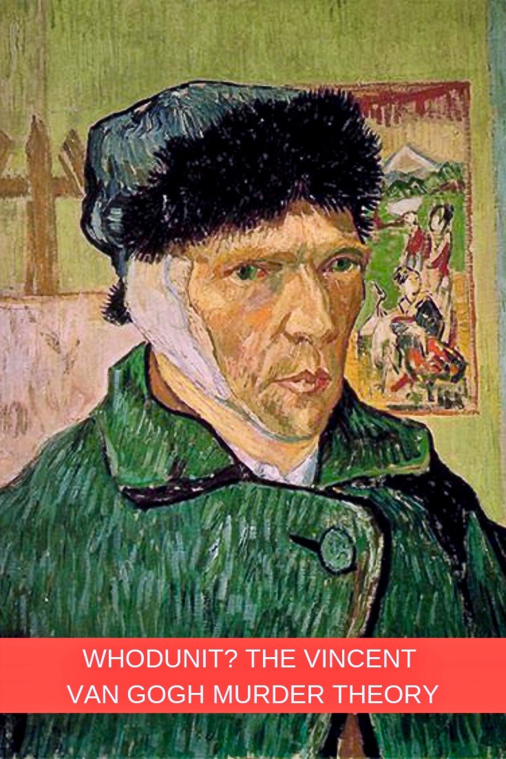 Whodunit? A Vincent Van Gogh Murder Mystery Set in France