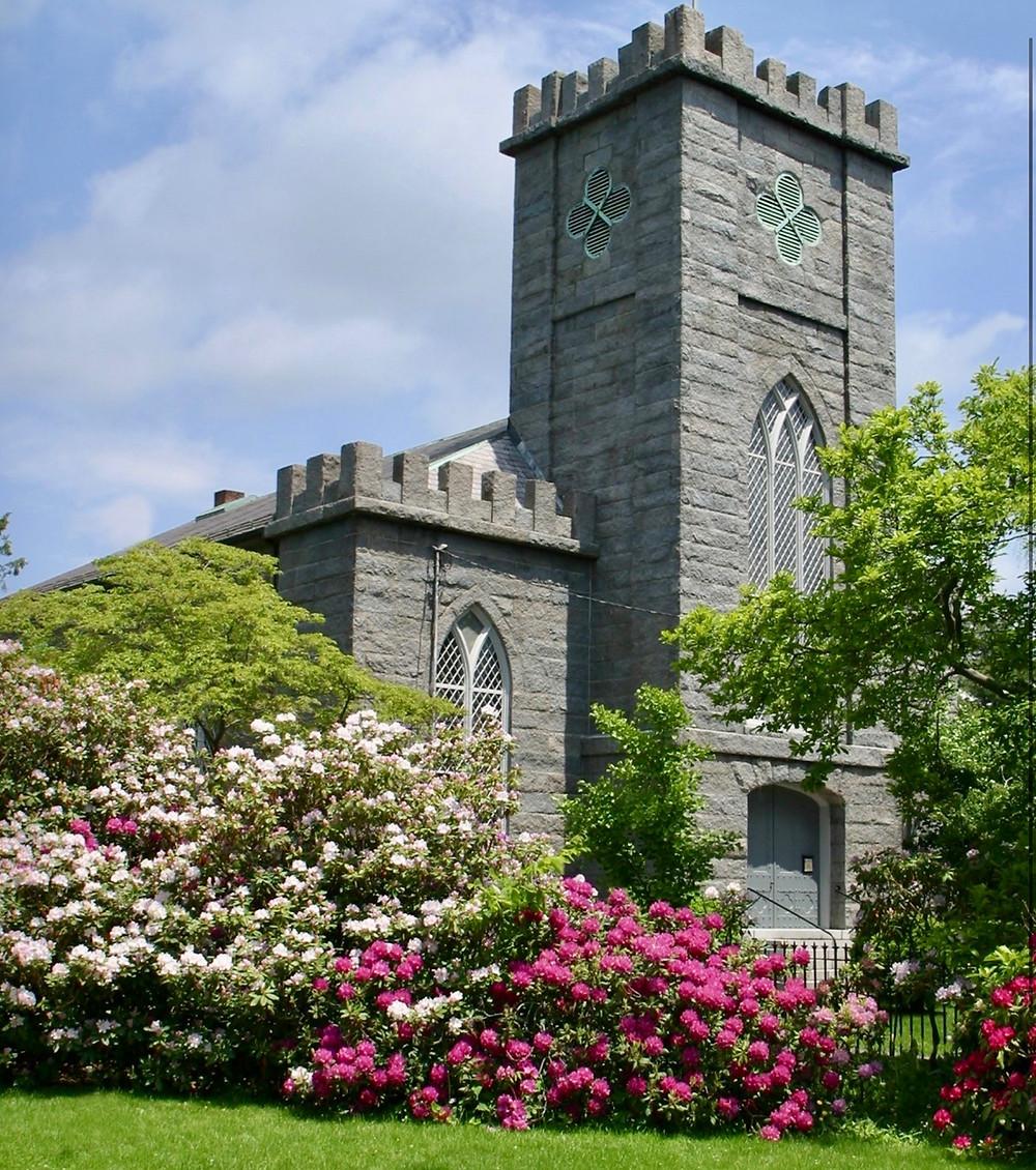 the First Church in Salem, a Unitarian Universalist church