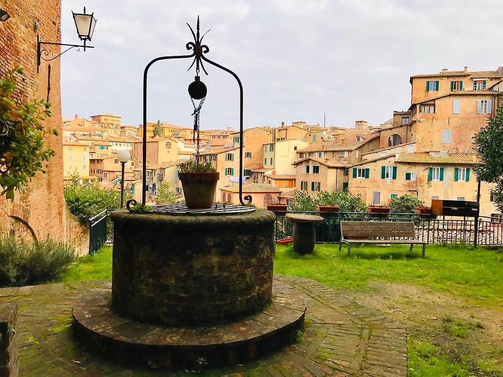 historic center of Siena