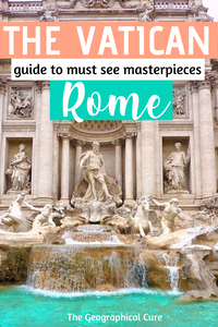 Guide to the masterpieces of the Vatican Museums