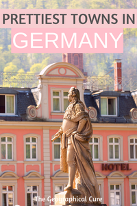 the prettiest must see towns in Germany