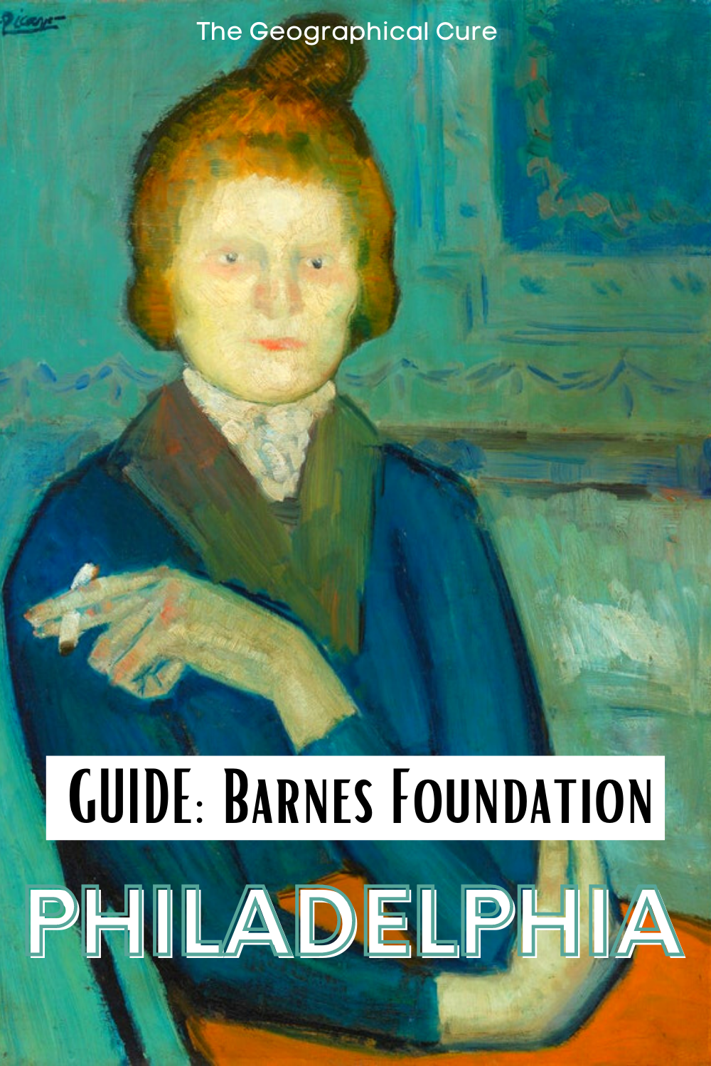 guide to the masterpieces of the Barnes Foundation in Philadelphia