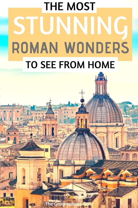 the best virtual tours of must see landmarks and attractions in Rome Italy