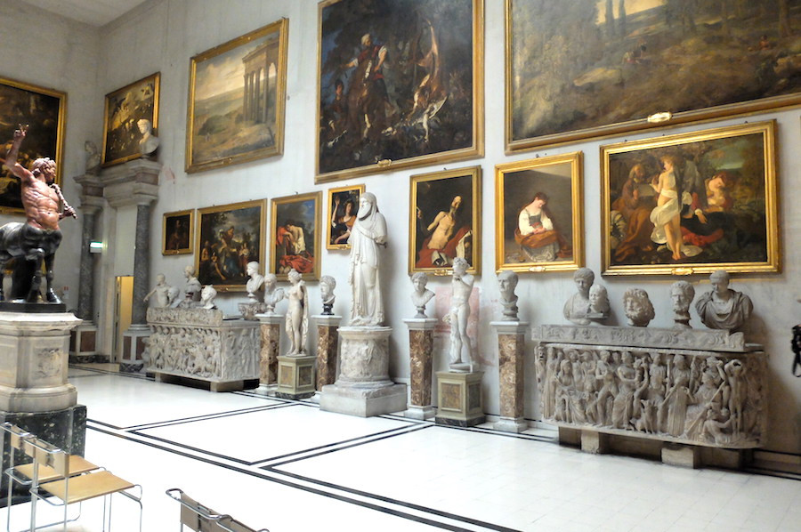 the Aldobrandini Room
