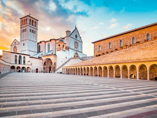 Guide To the Basilica of St. Francis of Assisi in Italy