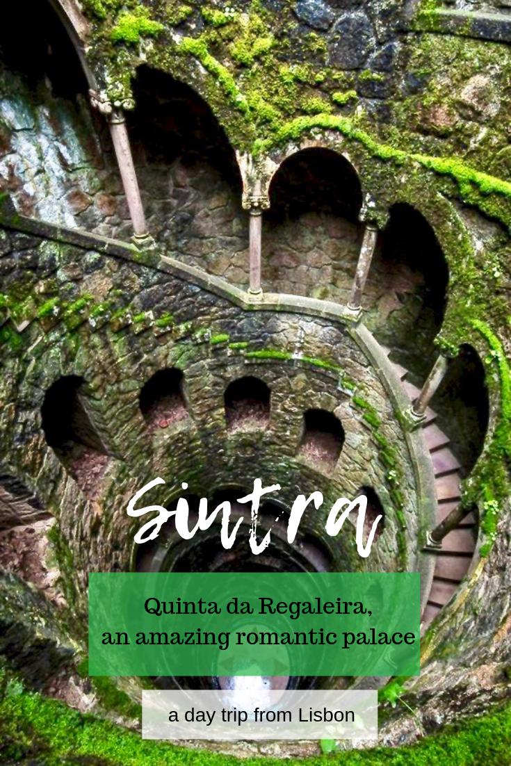 Sintra's Quinta da Regaleira