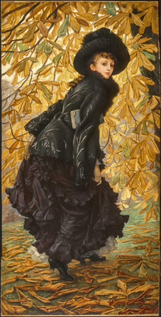 James Tissot, October 1877