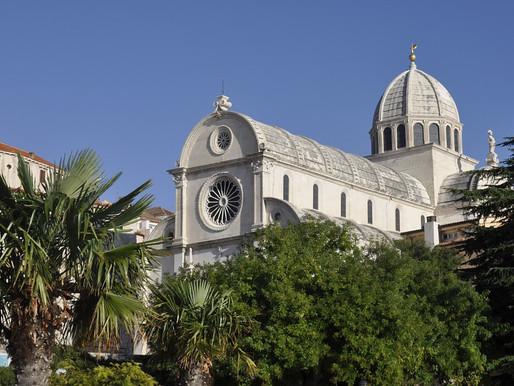 A UNESCO Cathedral in Šibenik Croatia