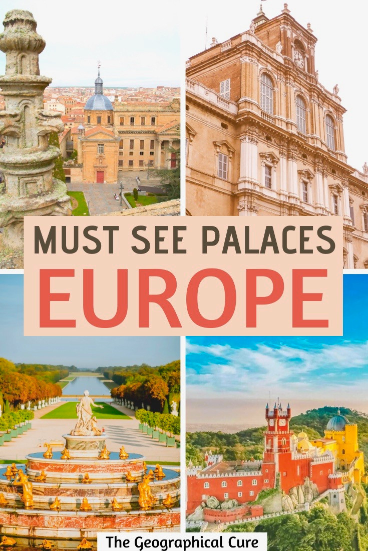 Must See Palaces in Europe for your Bucket List