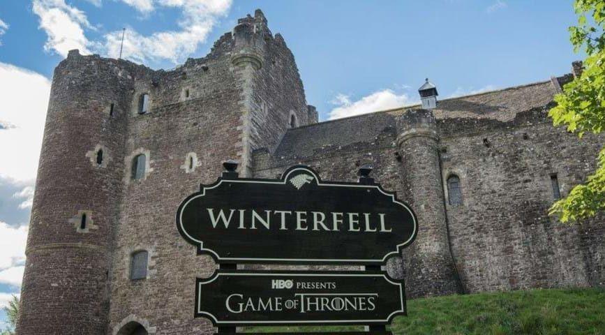 Doune Castle renamed as Winterfell for a week
