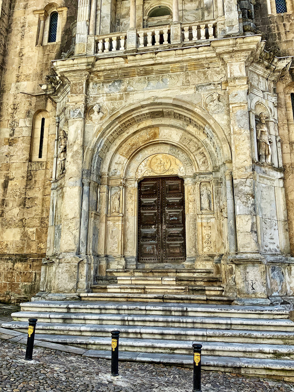 the Especiosa Door of the Se Cathedral