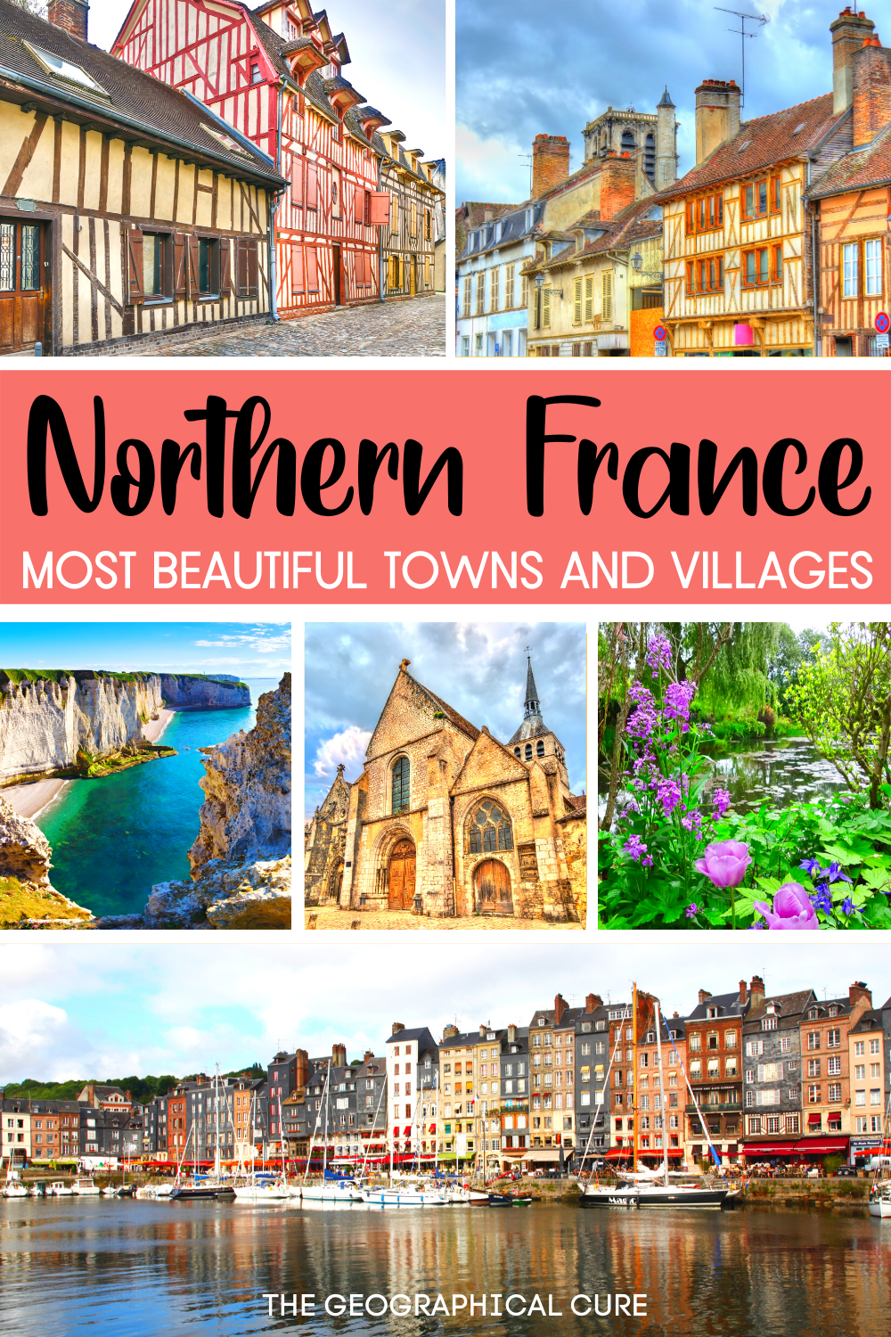 most beautiful villages in northern France