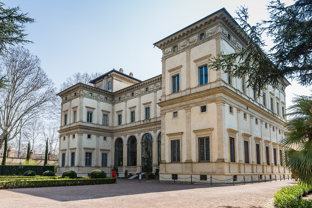 the Villa Farnesina, one of Rome's most underrated museums