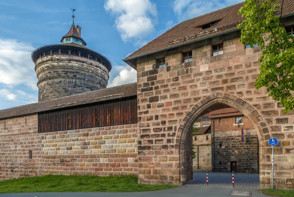 Nuremberg City Walls