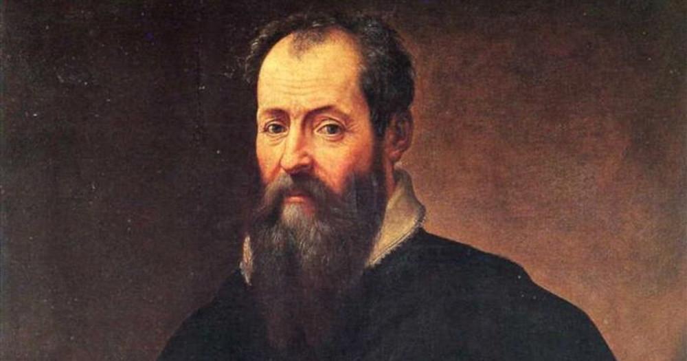 Giorgio Vasari, Self Portrait, 1568 -- in the Uffizi gallery