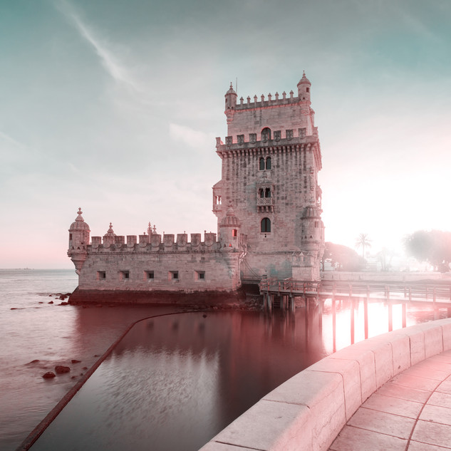 Tower of Belem in Lisbon