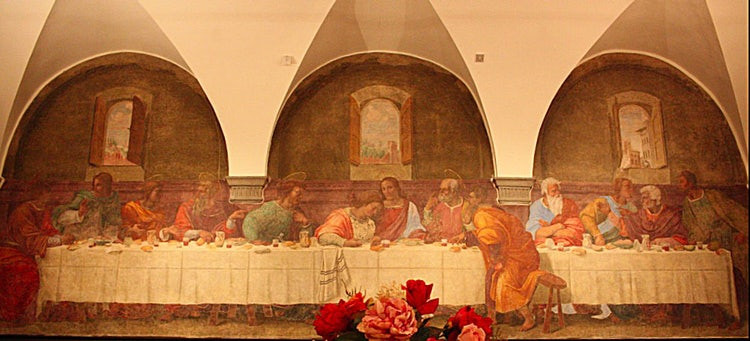 Franciabigio, The Last Supper, 1514