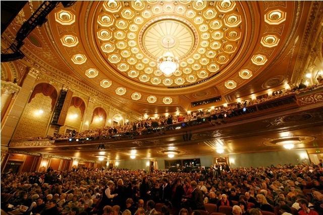 Pittsburgh's Benedum Center theater