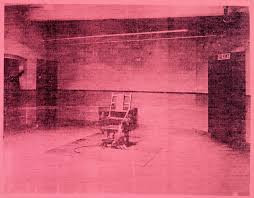 Andy Warhol, Little Electric Chair, 1964-65