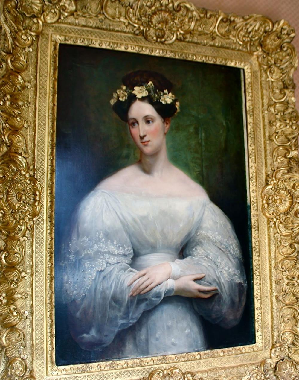 Ary Scheffer, Princess Marie d'Orléans, 1830