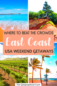 Best Secret Towns on the East Coast for the Perfect Weekend Getaway